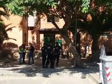 Tres heridos en un tiroteo cerca de un colegio en un barrio de Paterna