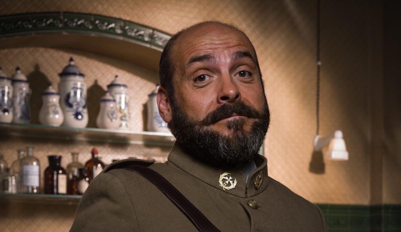 Federico Pérez es Guillermo