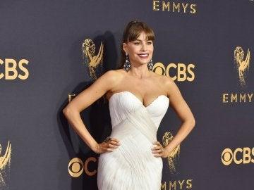 Sofía Vergara en los premios Emmy