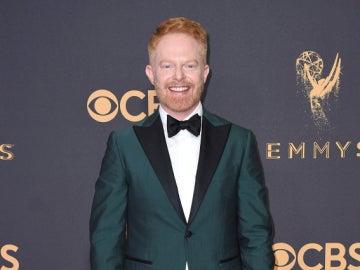 Jesse Tyler Ferguson de 'Modern Family' en los premios Emmy