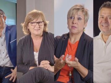 Descubrimos cómo era la sexualidad en los 70 con Miki Nadal, Olga Viza, Gloria Serra y Patxi López