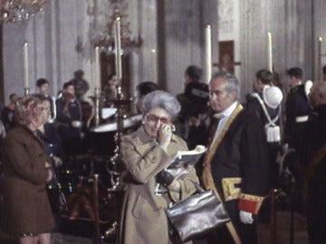 Así fueron los 30 días de luto nacional por la muerte de Franco