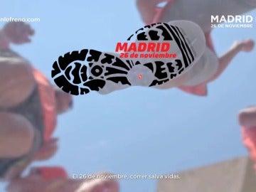 Ponle Freno convoca su 9ª carrera popular en Madrid