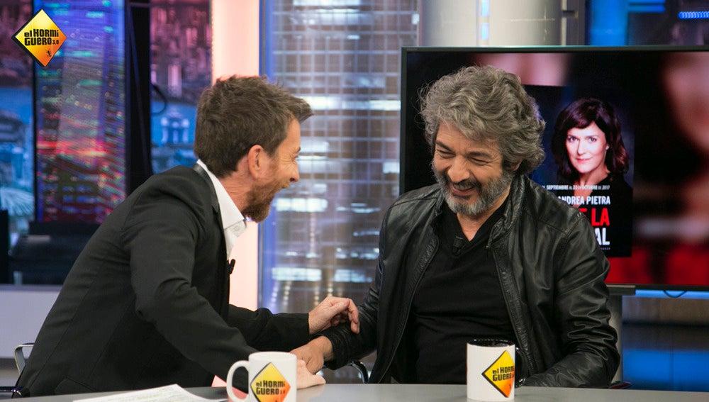 La sorprendente conexión entre Pablo Motos y Ricardo Darín