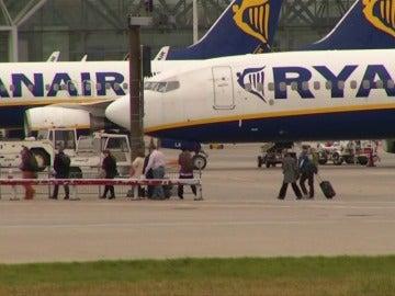 Estos son los vuelos que Ryanair ha cancelado y afectan a España