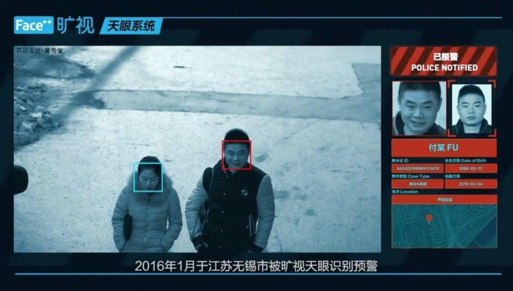 Un nuevo sistema de reconocimiento facial ayudaría a prevenir delitos