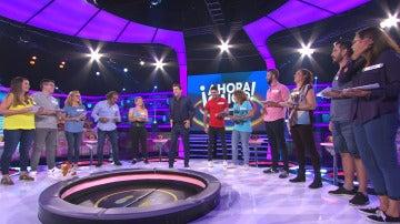 Arturo Valls presenta a nueva forma de dar la bienvenida a los concursantes