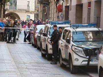 La Guardia Civil está registrando la sede de AGISSA, la compañía municipal de aguas de Girona