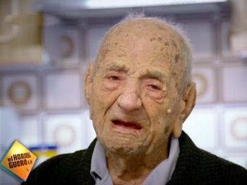 La bonita sorpresa de 'El Hormiguero 3.0' a Francisco, el hombre más anciano del planeta: el 'abuelo del mundo'