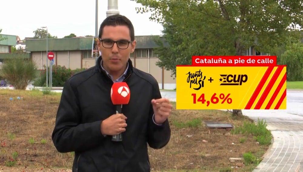 """De la """"españolista"""" Badía del Vallés a la independentista Vic"""