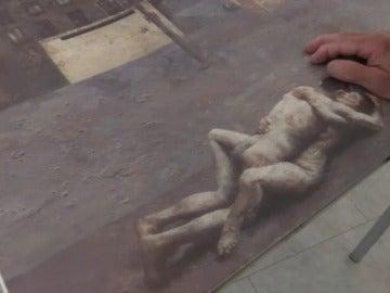 El realismo del pintor Antonio López ahora en papel