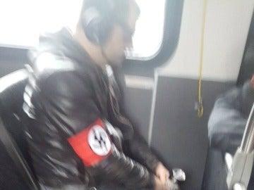 La foto que el usuario difundió para localizarlo