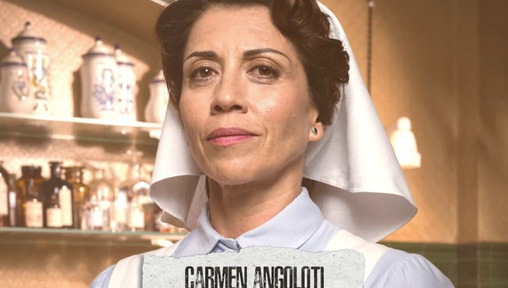 Presentación Carmen Angolti