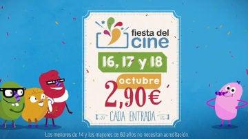 Nueva edición de la Fiesta del Cine