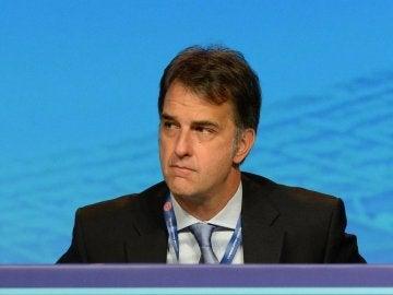 Michele Uva, vicepresidente de la UEFA