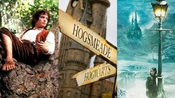 Mundos fantásticos y dónde encontrarlos