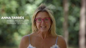 Anna Tarrés pidiendo el 'si'