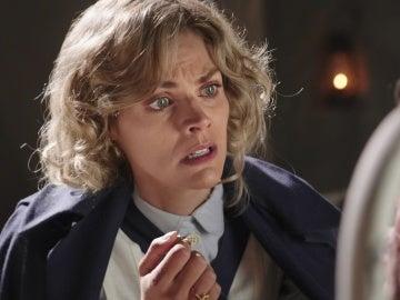 Julia en shock tras la certeza de que Andrés está muerto