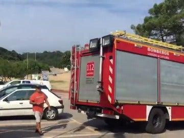 Cinco jubilados, en estado crítico tras producirse un incendio en un hotel de Isla (Cantabria)