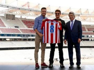 Tom Cruise en el Wanda Metropolitano