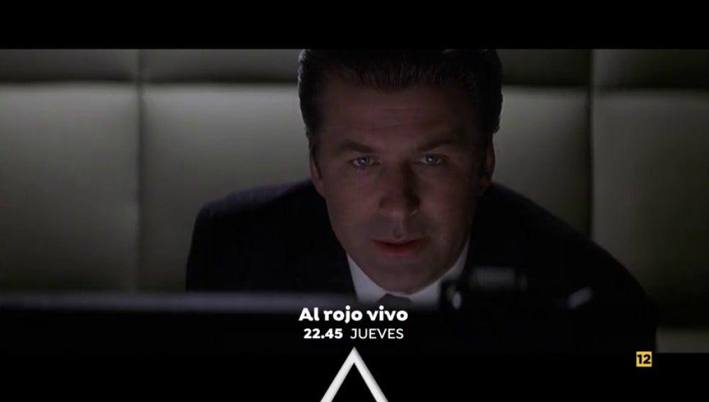 Bruce Willis y Alec Baldwin protagonizan 'Al rojo vivo'