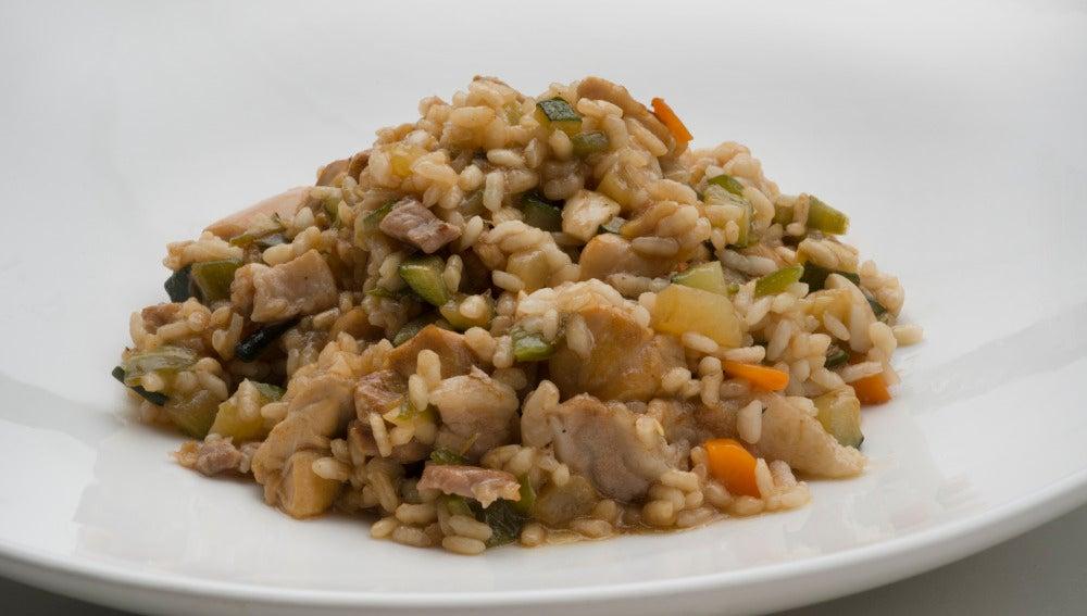 Arroz con pollo y panceta | ANTENA 3 TV