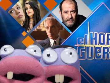 Macarena García, Anna Castillo, Imanol Arias y Karra Errejalde en 'El Hormiguero 3.0'