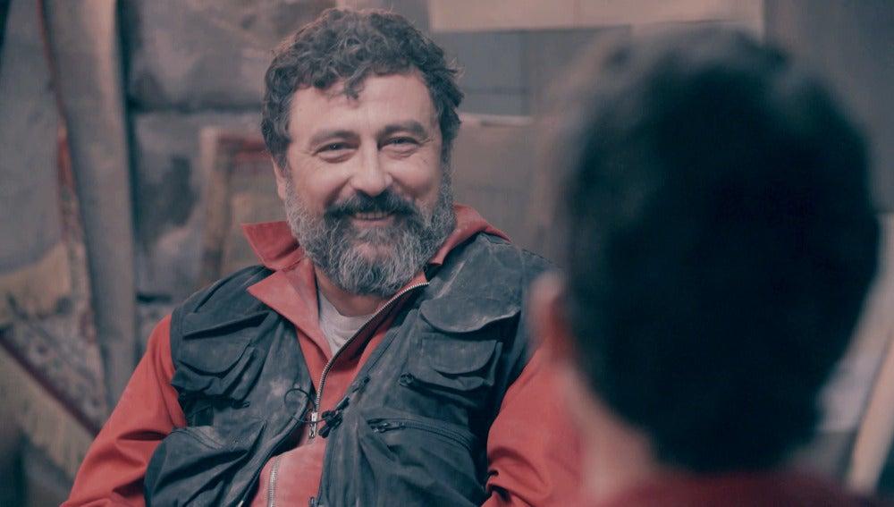 Paco Tous entrevistado por Jaime Lorente