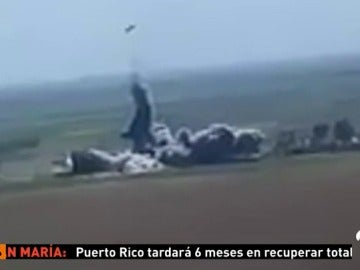 Un misil estadounidense evita un ataque suicida en Irak