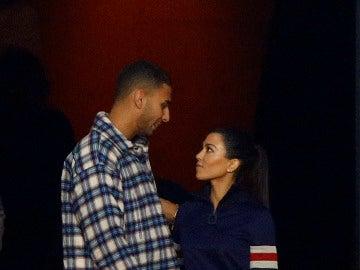 Kourtney Kardashian y Younes Bendjima