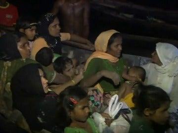 52 Muertos y 192 desaparecidos en el oeste de Birmania, según el Ejército