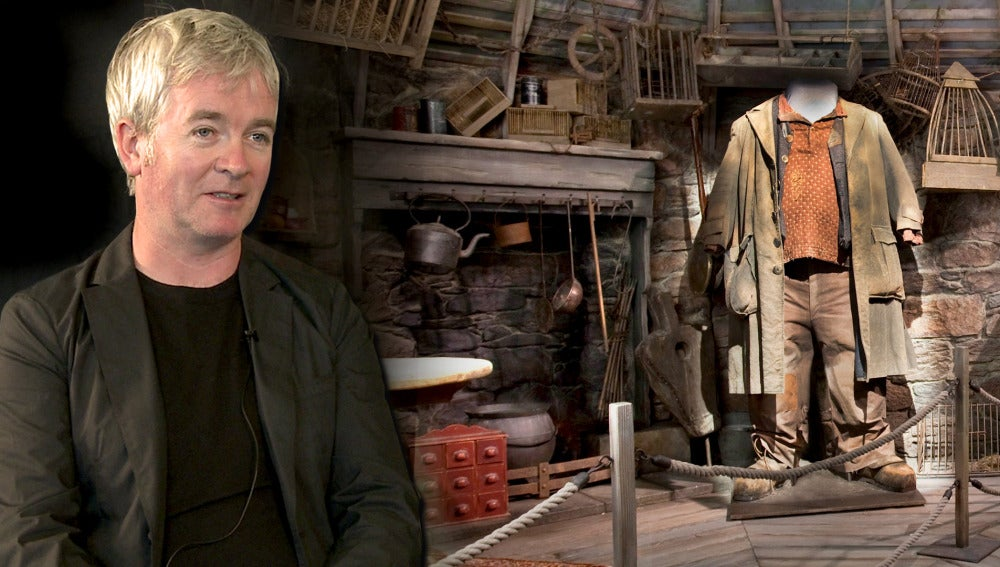 Alan Gilmore nos habla de 'Harry Potter: The Exhibition'