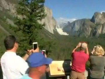 Dos grandes desprendimientos de roca en Yosemite dejan al menos un muerto