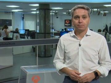 """Vicente Vallés: """" podría haber elecciones en Cataluña e incluso Elecciones Generales si el gobierno lo considera """""""
