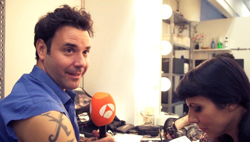 """Miquel Fernández: """"Lo de bailar… bueno, digamos que me muevo"""""""