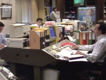 Las camisas de franela y la llegada de Internet revolucionan la década de los 90