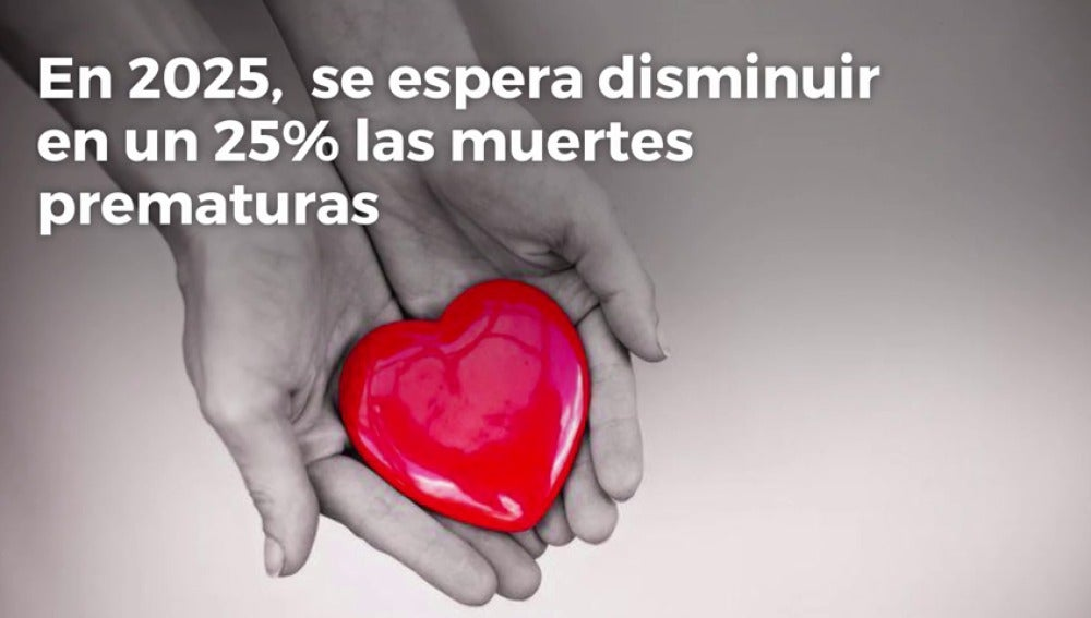 En el Día Mundial del Corazón indicamos seis rutinas para mantener el músculo sano