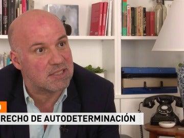 El juez Ignacio González Vega analiza el marco legal ante el refererendum ilegal del 1-O