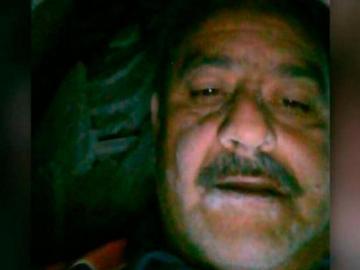 Un selfie salva a un hombre de morir bajo los escombros