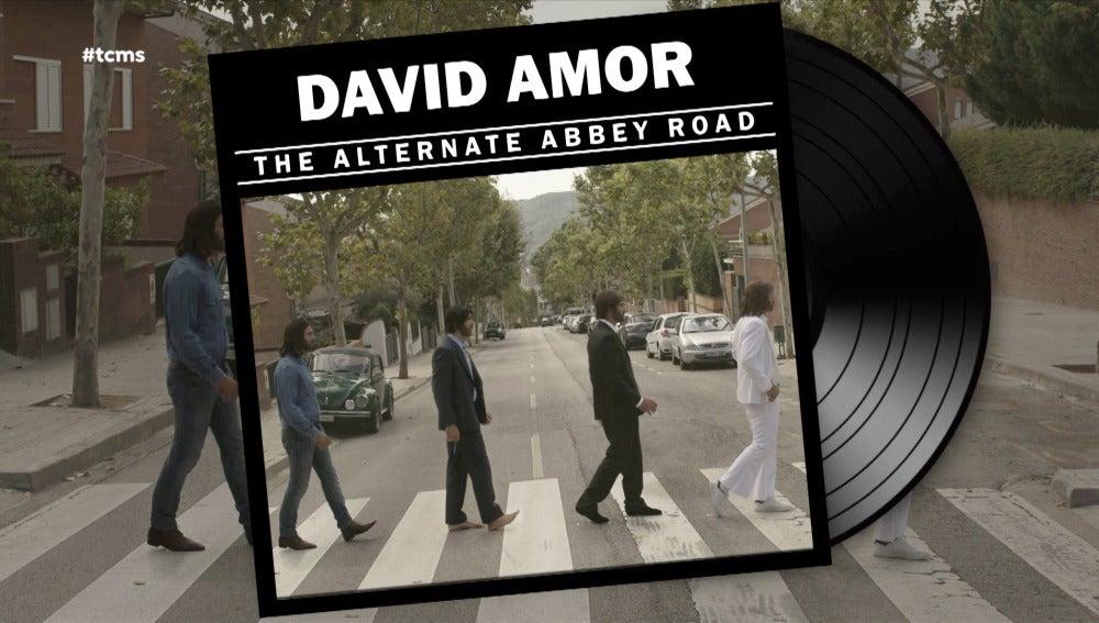 """David Amor: """"El 4 va a ser mi número en esta edición de 'Tu cara me suena'"""""""