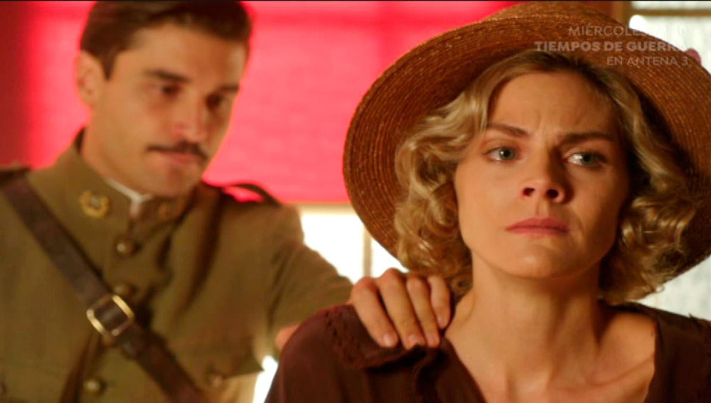 "Fidel se acerca a Julia: ""Tiene usted coraje Julia"""