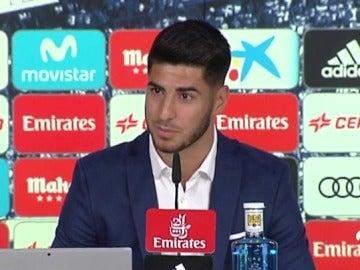 """Marco Asensio: """"No pienso en ganar el Balón de Oro, soy joven y todo irá paso a paso"""""""