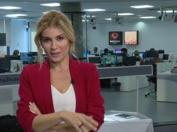 """Sandra Golpe : """"Es inédito esta cadena de desobediencias sin fin que han sido rápidamente contestadas por el gobierno """""""