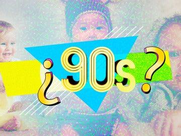¿Sabes quiénes son estos famosos y entrañables bebés nacidos en los 90?