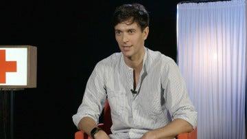 """Cristóbal Suárez: """"El amor de Pilar y Luis es algo inmenso"""""""