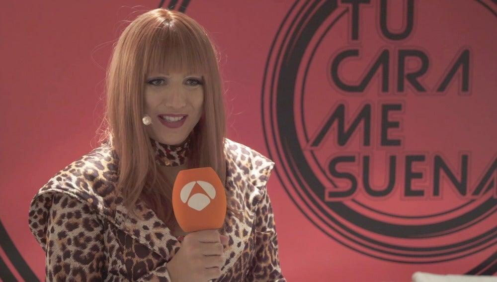 """Lucía Jiménez: """"Yo soy de lágrima fácil"""""""