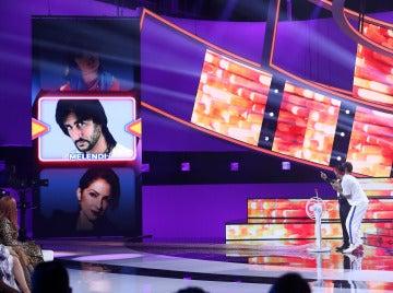 Melendi, Amaral, Prince o Rocío Dúrcal, entre las actuaciones de la segunda gala de 'Tu cara me suena'