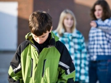 Recreación de un caso de acoso escolar
