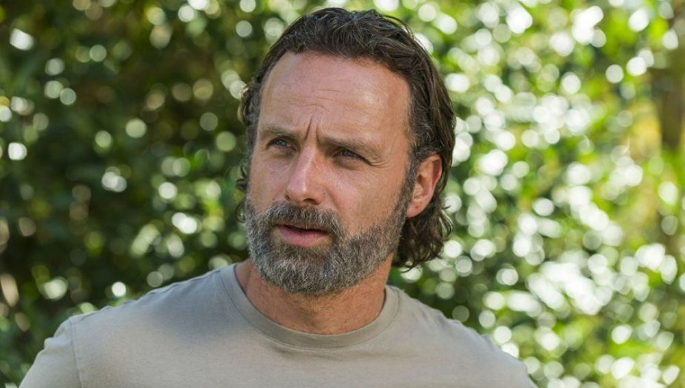 Rick en 'The Walking Dead'