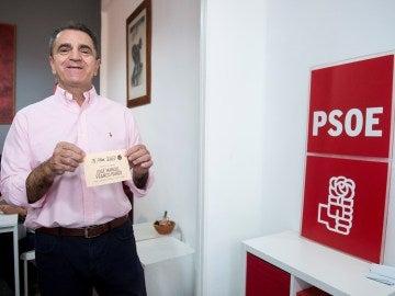 José Manuel Franco, nuevo líder del PSOE-M